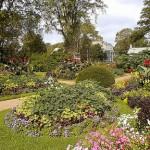 Цветна градина