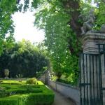 Градина в Брага