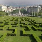 Парк в Лисабон