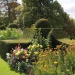 Английска цветна градина