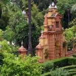Градина в Севиля