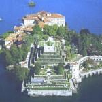 Остров - граднина