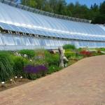Оранжерия на ботаническа градина