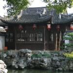 Храм в Шанхай