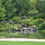 Скален кът с воден ефект